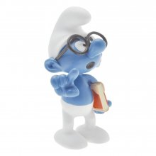 The Smurfs Collector Collection Socha Brainy Smurf 15 cm