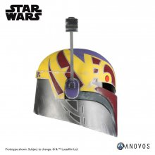 Star Wars Rebels Replica 1/1 Sabine Wren (Season 4) Helm Accesso