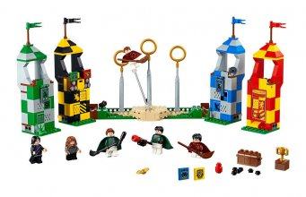 LEGO® Harry Potter™ - Quidditch™ Match