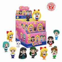 Sailor Moon Mystery Minis Vinyl mini figurky 6 cm Display Exclus