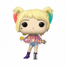 Birds of Prey POP! Heroes Vinylová Figurka Harley Quinn (Caution