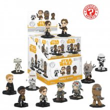 Star Wars Solo Mystery mini figurky 5 cm Display (12)