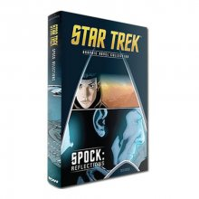 Star Trek Graphic Novel Collection Vol. 4: Spock Reflections Cas