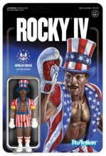 Rocky 4 ReAction Akční figurka Apollo Creed 10 cm