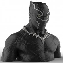 Marvel Comics pokladnička Black Panther 20 cm