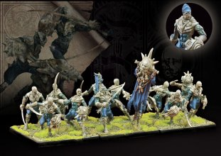Conquest: The Last Argument of Kings Miniatures 12-Pack Spires: