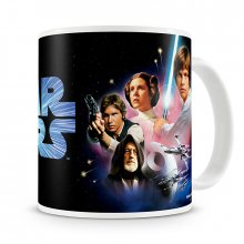 Star Wars hrnek Classic Poster Coffee Hrnek