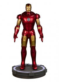 Iron Man Life-Size Socha Iron Man Mark III 210 cm