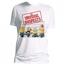 Despicable Me 2 tričko s potiskem The Unusual Suspects L
