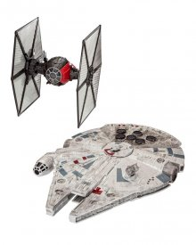 Star Wars Build & Play Model Kit 2-pack with Sound & Light Up Ja