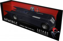 Batman The Animated Series Batmobile with Batman and Robin Benda