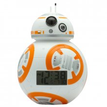 Star Wars budík Episode VII BB-8 23 cm
