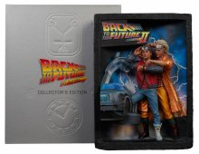 Back to the Future Diorama Sculpted Movie Poster & Ultimate Visu