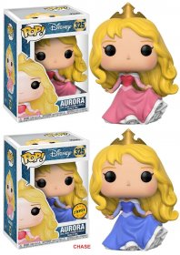 Disney Princess POP! Disney Figures Aurora 9 cm prodej v sadě (6