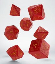 Pathfinder Dice Set Curse of the Crimson Throne (7)