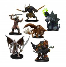 D&D Icons of the Realms Miniatures Descent into Avernus: Arkhan