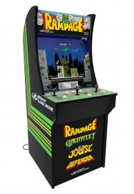 Arcade1Up Mini Cabinet Arcade Game Rampage 122 cm
