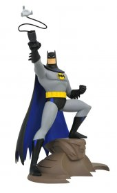 Batman The Animated Series DC TV Gallery PVC Socha Batman with