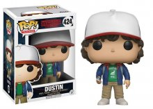 Stranger Things POP! TV Vinylová Figurka Dustin 9 cm