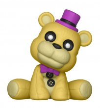 Five Nights at Freddy's Vinylová Figurka Golden Freddy 9 cm