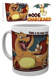 Pokemon Hrnek Charizard Type
