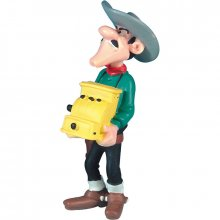 Lucky Luke figurka William Dalton Cash Register 7 cm