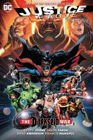 DC Comics Comic Book Justice League The Darkseid War Part 2 by G