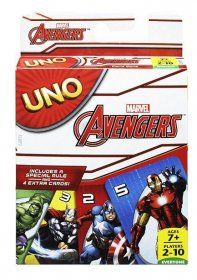 Marvel Avengers UNO Card Game *English Version*