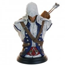 Assassins Creed busta Legacy Collection Connor 19 cm