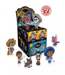 Coco Mystery Minis Vinyl mini figurky 6 cm Display (12)