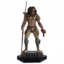 The Alien & Predator figurka Hunter Predator (Predator 2) 12 cm