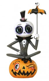 The World of Miss Mindy Presents Disney Socha Jack Skellington