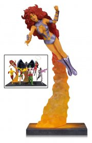 Teen Titans Multi-Part Socha Starfire 26 cm (Part 2 of 7)