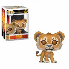 The Lion King (2019) POP! Disney Vinylová Figurka Simba 9 cm