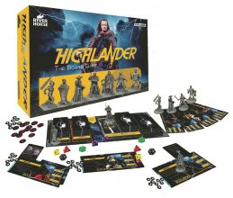 Highlander - The Board Game *English Version*