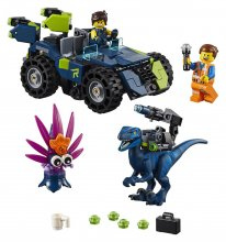 The LEGO® Movie™ 2 - Rex's Rex-treme Offroader!