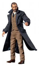 Fantastic Beasts: The Crimes of Grindelwald Akční figurka 1/12 A