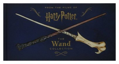 Harry Potter Book The Wand Collection Lootcrate Exclusive