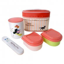 Kiki's Delivery Service Lunch Bag & Lunch Box Set Kiki