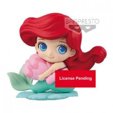 Disney Q Posket Sweetiny mini figurka Ariel Normal Color Ver. 10