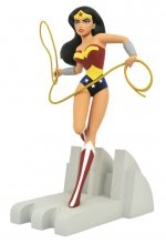 DC Premier Collection Socha Wonder Woman (Justice League Animat