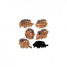 My Neighbor Totoro So Many Poses Collection Mini Figures Catbus