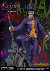 Batman Arkham Knight Sochas Joker & Joker Exclusive 84 cm Assor