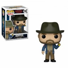 Stranger Things POP! TV Vinylová Figurka Hopper & Flashlight 9 c
