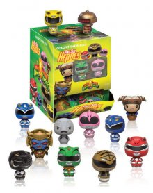 Power Rangers Pint Size Heroes mini figurky 6 cm Display (24)