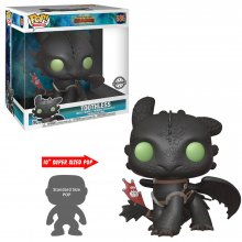 How to Train Your Dragon 3 Super Sized POP! Vinylová Figurka Too