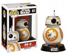 Star Wars Episode VII POP! Vinyl Bobble-Head BB-8 Droid 10 cm