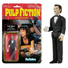 Pulp Fiction ReAction akční figurka The Wolf 10 cm