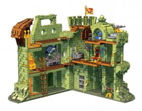 Masters of the Universe Mega Construx Probuilder Construction Se