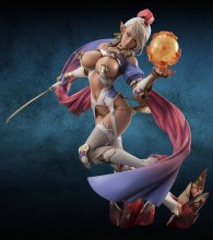 Bikini Warriors Excellent Model Core PVC Statue 1/7 Dark Elf DX